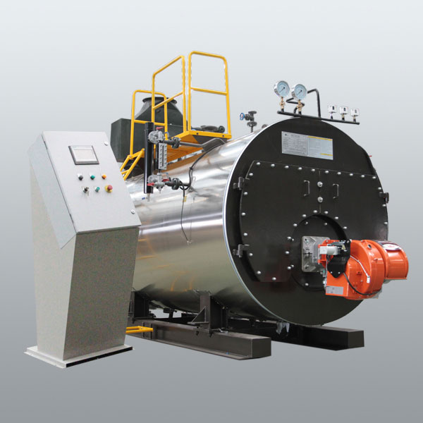 WNS Horizontal Wet Back Diesel Oil (Gas) Fired Steam Boiler