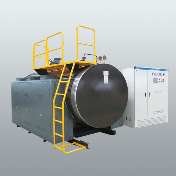 WDR Horizontal Electric Heating Steam Boiler