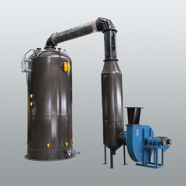DZL Coal-Fired/Biomass hot water boiler