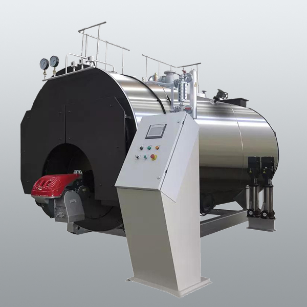 WNS3T ASME  gas-oil steam boiler