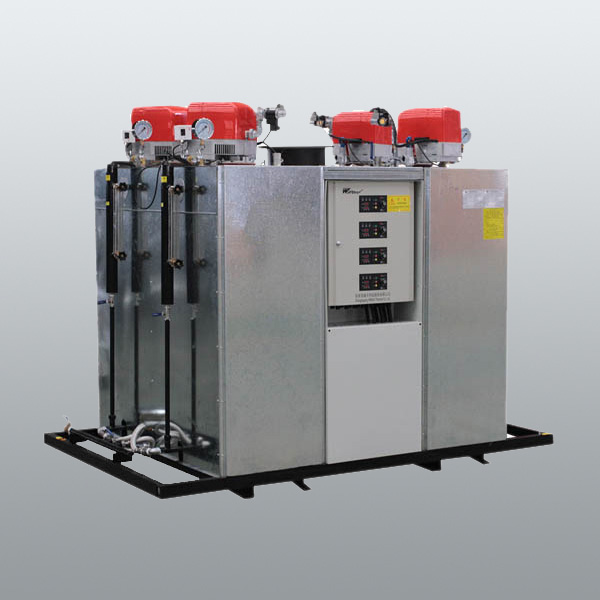 LSS Series Gas-Oil Fired Skid-Mounted Boiler