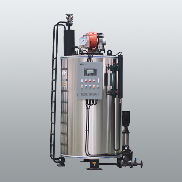 LSS Vertical Water Tube Gas-Oil steam boiler